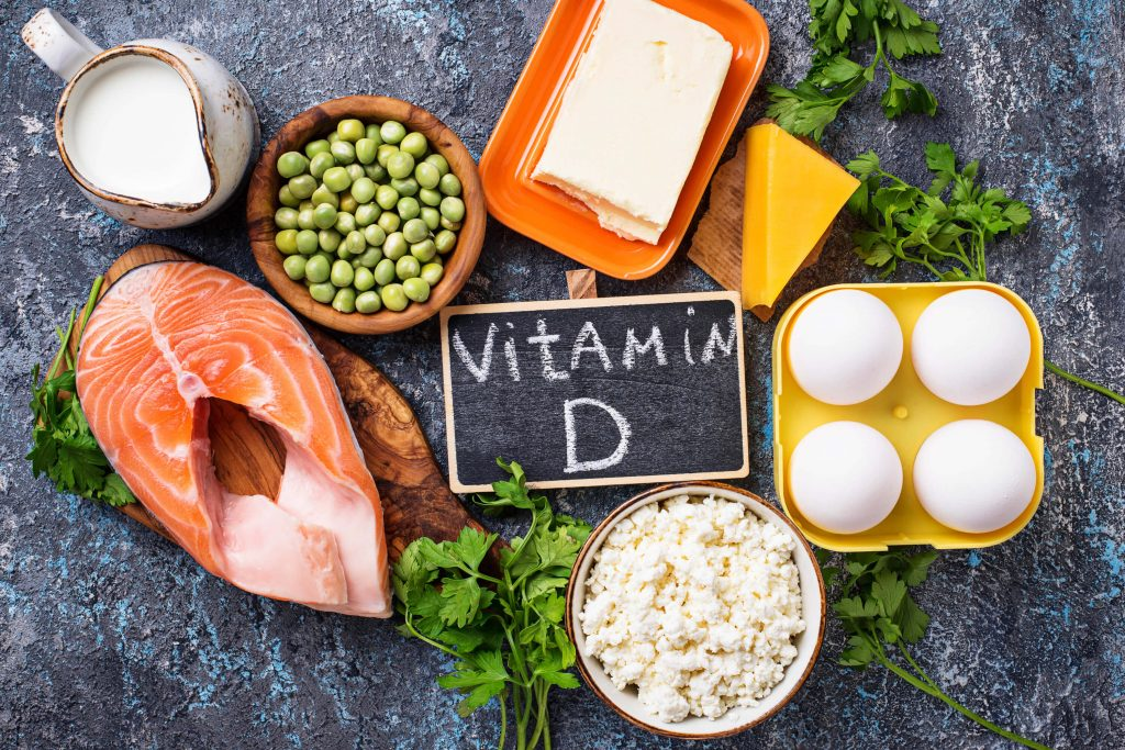 Những vitamin nào cần thiết cho trẻ vào mùa đông Ảnh 1