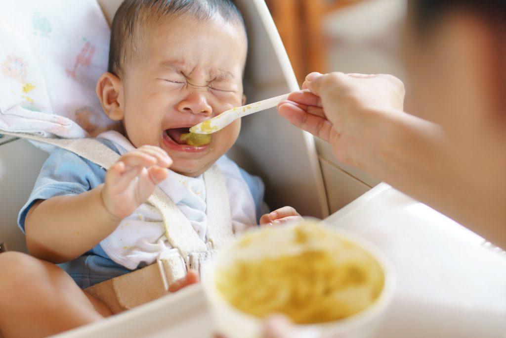 Trẻ 1 tuổi biếng ăn phải làm sao - Ảnh 1