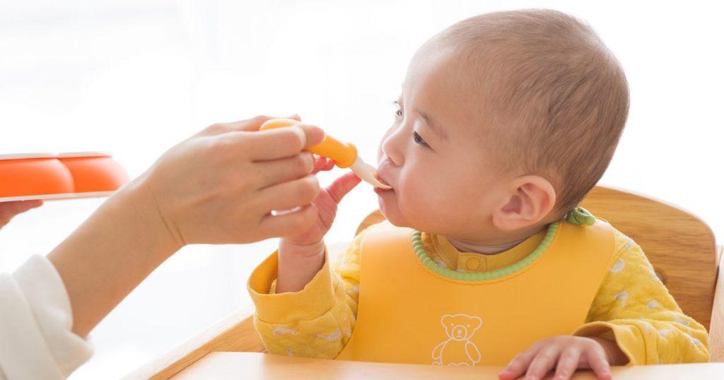 Chăm sóc trẻ 7 tháng biếng ăn chuẩn khoa học - Ảnh 1