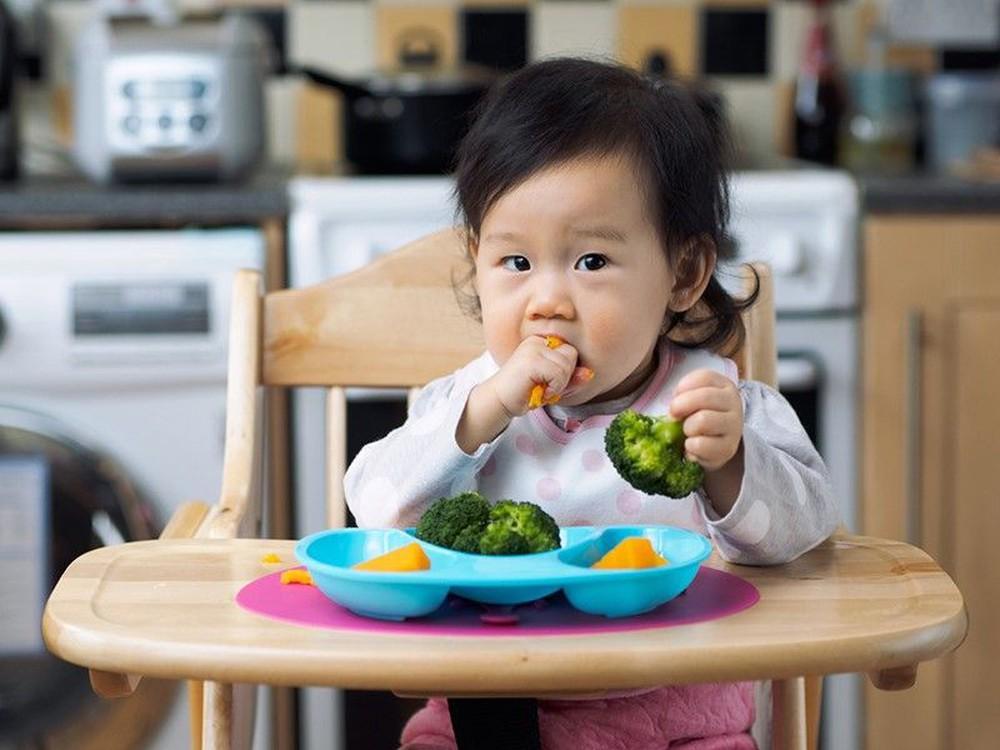 Tư vấn thực đơn cho bé 9 tháng tăng cân - Ảnh 1